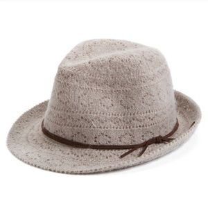 ❣️COLLECTION 1B | packable wool fedora hat❣️